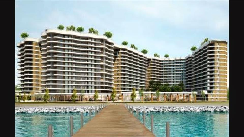 مشروع البحيرة الزرقاء اسطنبول