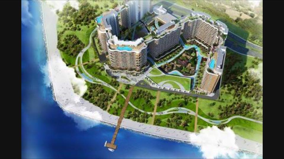 مشروع البحيرة الزرقاء اسطنبول 2016 – 2017 شقق للبيع
