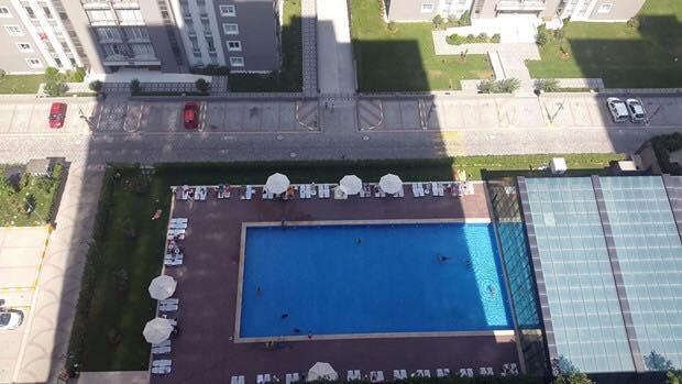 شقة للبيع اسطنبول ايسينيورت 2016 – 2017 – 2018