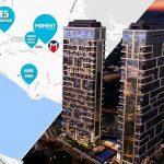 شقق للبيع في اعلي برج في اسطنبول الاسيوية / 2016-2017-2018