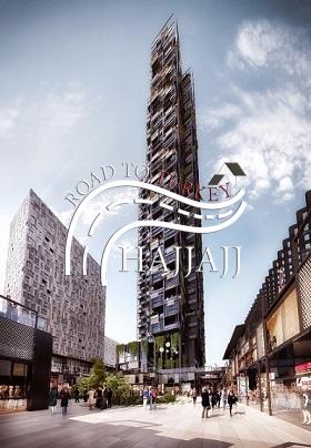 شقق للسكن والاستثمار في مركز اسطنبول الاوروبية