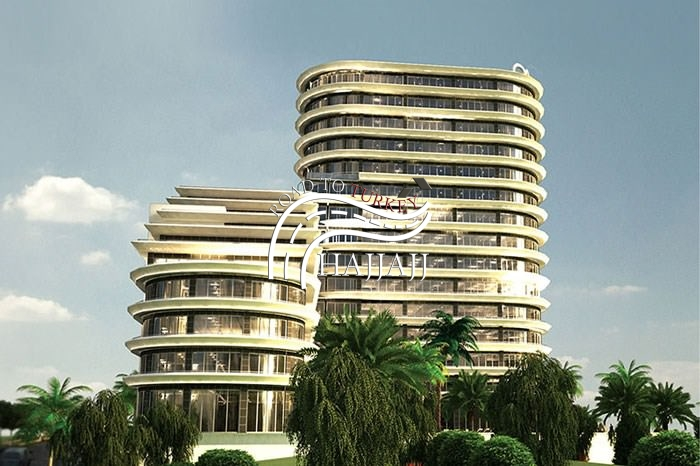 شقة فندقية للبيع في اسطنبول
