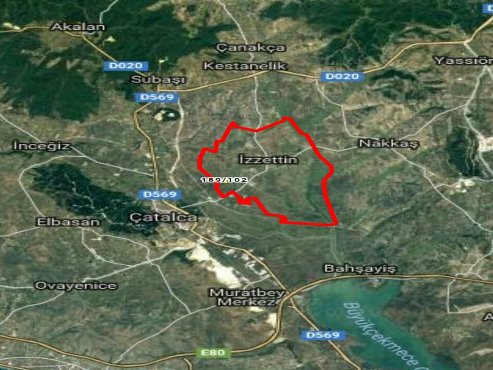 للبيع أرض زراعية في تشاتلجا